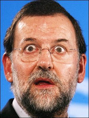 Esta es la cara de Rajoy cuando le comunican lo de Ripoll